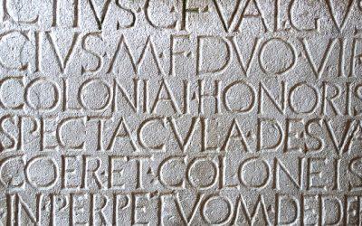 Προτεινόμενα Θέματα Λατινικών