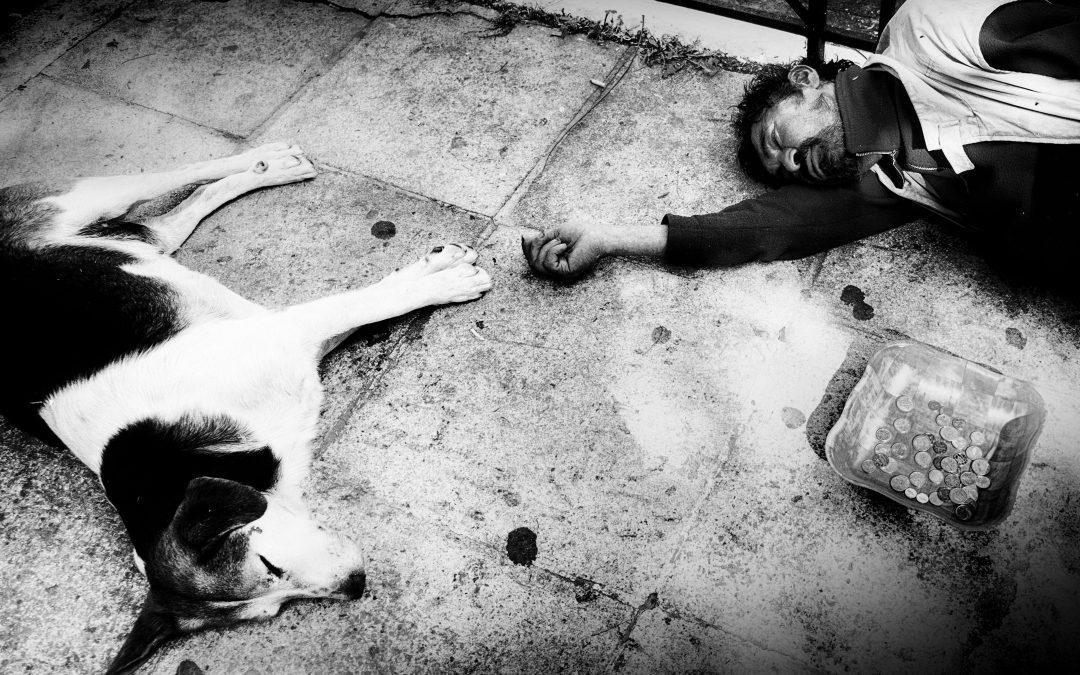 Αφανείς ήρωες της καθημερινότητας  «Ο φιλόξενος άστεγος»